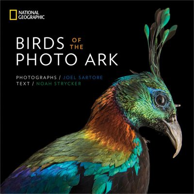 """The future of birds and the future of us are intertwined more than we know."" - Joel Sartore Savor the colors, treasure the details, and marvel at the intricate behaviors of more than 300 species of birds reflected in the striking book by award-winning photographer Joel Sartore and birder extraordinaire Noah Strycker."