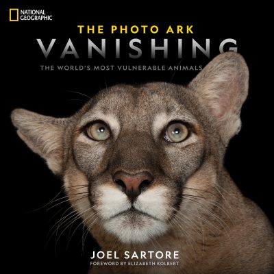 This is a special signed copy, not available anywhere else. 100% of the proceeds directly support the Photo Ark. Thank you!