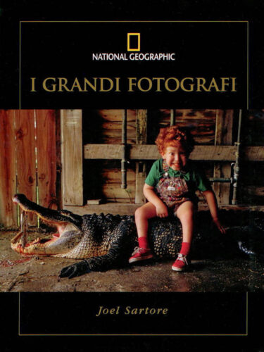 "Photo: Joel Sartore's photograph is featured on the cover of ""I Grandi Fotografi"" (Masters of Photography). (National Geographic)"