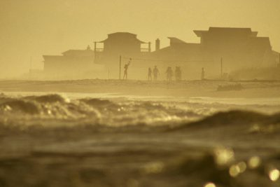 Photo: Housing development at Gulf Shores Beach, Alabama.