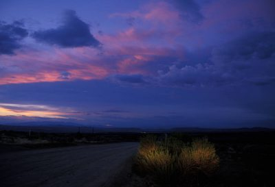 Photo: Coal bed methane development threatens to end the peaceful solitude near Aztec, NM.