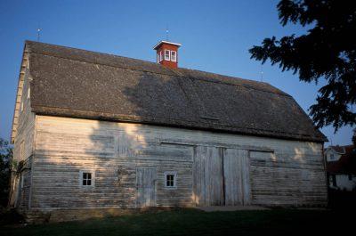 Photo: Waveland Farm, near Bennet, NE, on the National Register ofHistoric places.