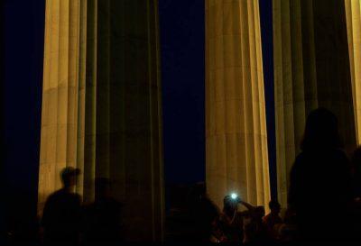 Photo: The Lincoln Memorial, Washington, DC.