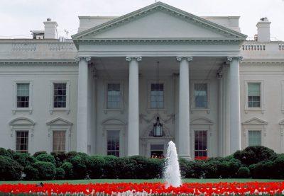 Photo: The White House, Washington DC.