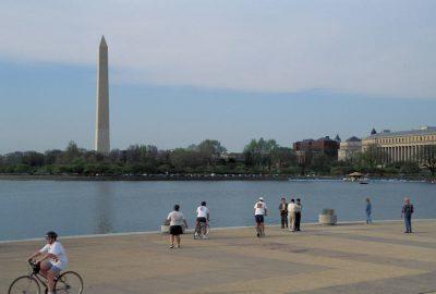 Photo: The Washington Monument.