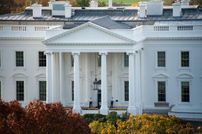 Photo: The White House, Washington, District of Columbia.