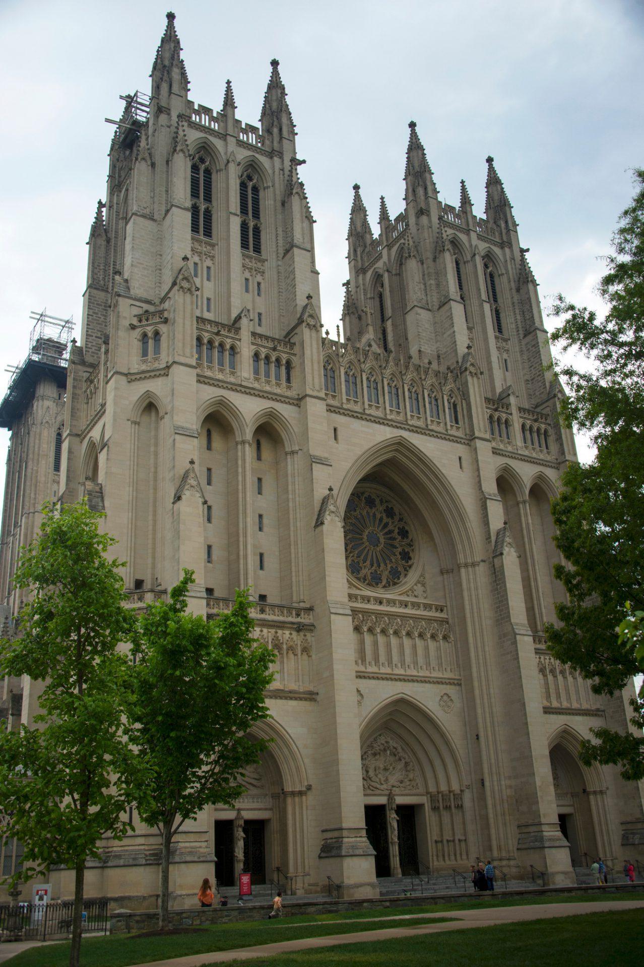 Photo: The Washington National Cathedral in Washington, D.C.