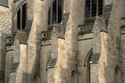 Photo: The Washington National Cathedral in Washington, D.C.