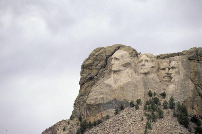 Photo: Mount Rushmore (SD).