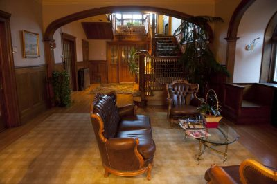 Photo: An inviting parlor in Denver, Colorado.