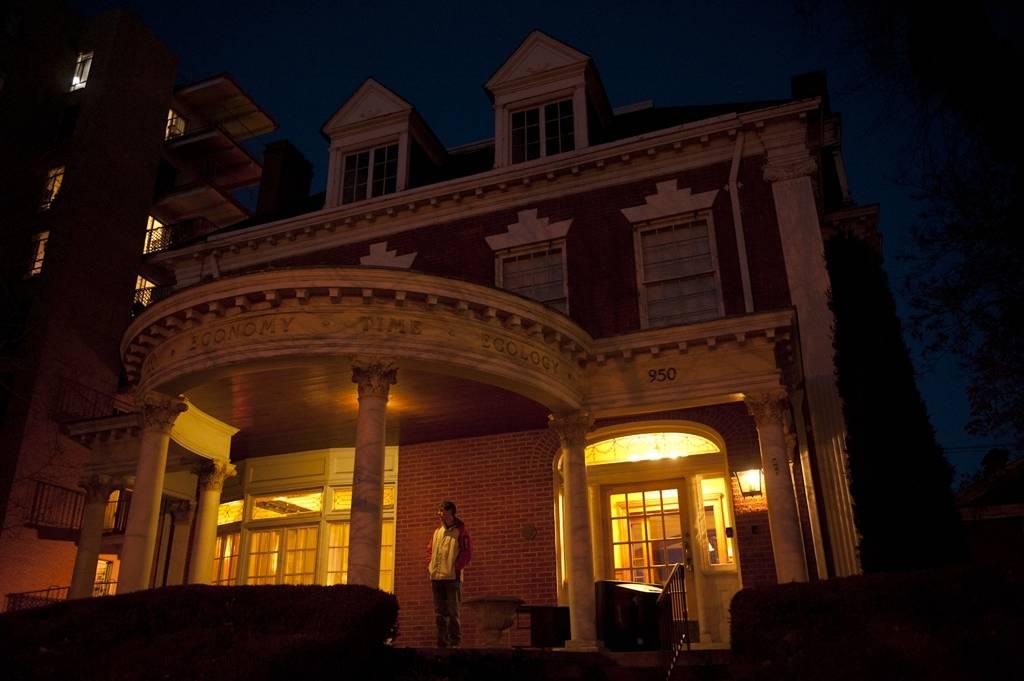 Photo: The exterior of a home in Denver, Colorado.