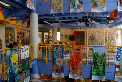 Photo: The Lincoln Children's Museum in Nebraska.