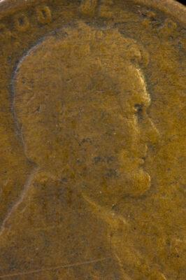 Photo: A U.S. copper penny.
