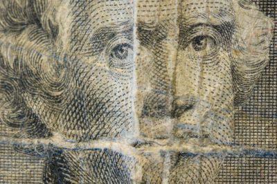 Photo: A U.S. Two-dollar bill.