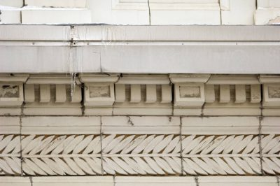 Photo: Architectural details from downtown Lincoln, NE.