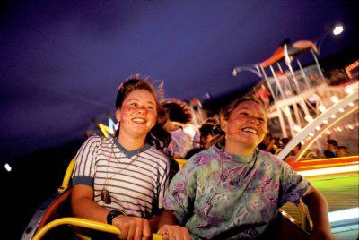 Photo: Scene from the Lemhi County Fair in Idaho.
