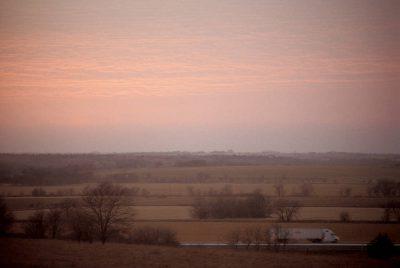 Photo: Scenic from Nebraska Highway 2 near Syracuse.