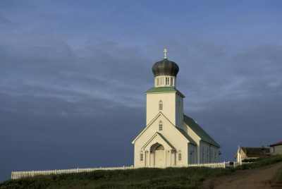 Photo: St. George, the Pribilofs (Alaska).