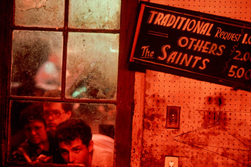 Photo: Scene from New Orleans, Lousisana.