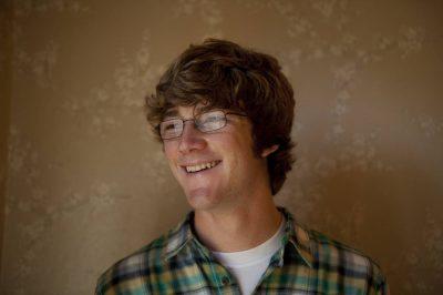Photo: A portrait of a teenage boy.