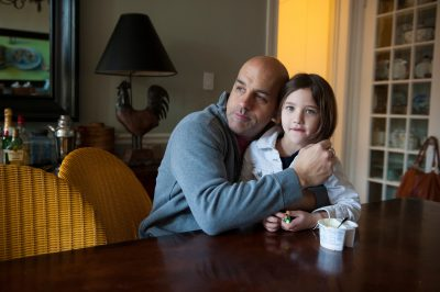 Photo: A father and daughter in Washington, DC.