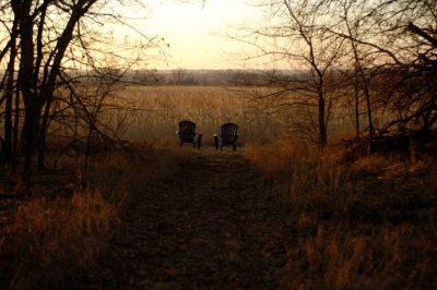 Photo: Scene from historic Waveland farm near Bennett, Nebraska.
