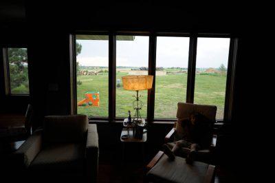 Photo: Inside a home in Firth, Nebraska.