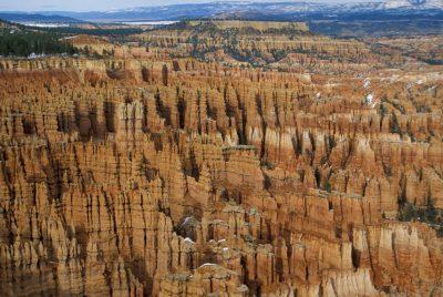 Photo: Bryce Canyon National Park, Utah.