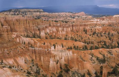 Photo: Bryce Canyon, Utah.