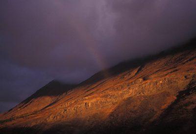 Photo: Scenic from Glacier National Park.