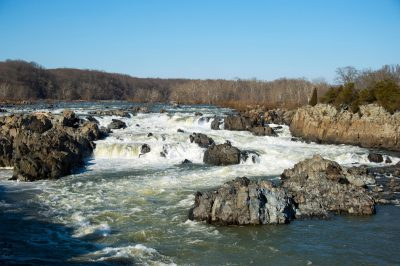 Photo: Great Falls National Park, Virginia.