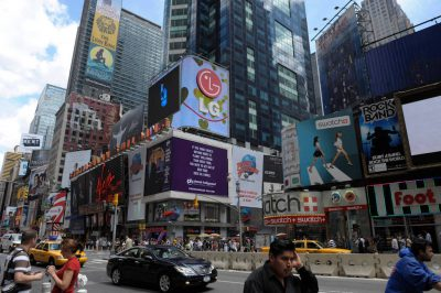 Photo: Times Square, New York City