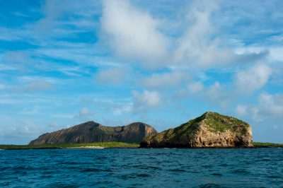 Photo: San Cristobal Island, part of Galapagos National Park.