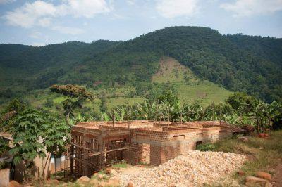 Photo: Beautiful scenery in Uganda, Africa.