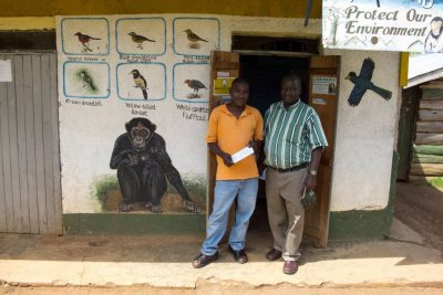 Photo: Owners of Karabale Tours in Fort Portal, Uganda, Africa.