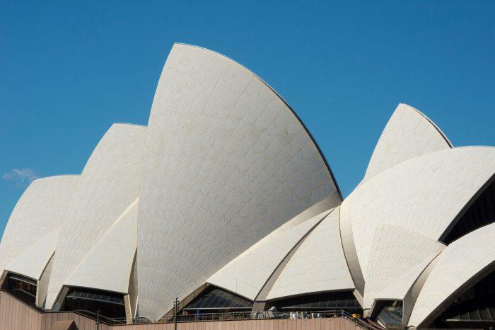 Photo: Sydney Opera House, Australia.