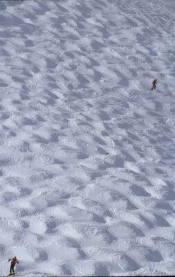 Photo: Ski slopes at Sun Valley, Idaho.