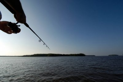 Photo: Fisherman (name available upon request) in the 10,000 Islands area of Florida's Everglades National Park, near Naples, FL.
